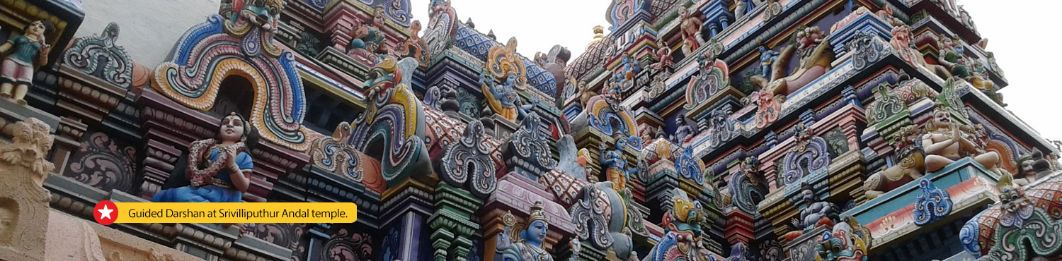 Madurai With Srivilliputhur Darshan - Tour Package - SOTC