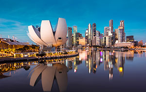7-Day Singapore With Malaysia
