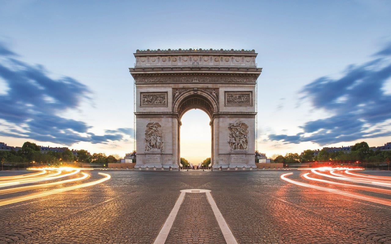 8-Day European Dreams