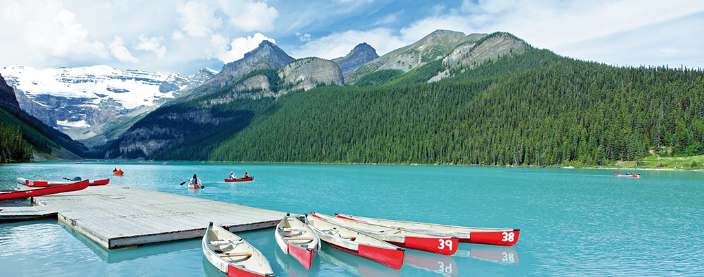 9-Day Canadian Rockies
