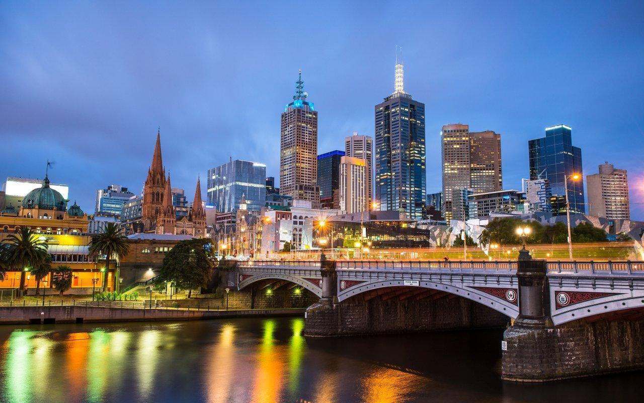 10-Day Glimpses Of Australia