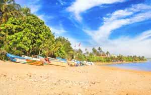8-Day Pure Sri Lanka Summer Beauty