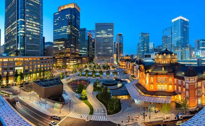 8-Day Fantastic Japan