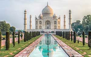 3-Day Delhi Agra Short Break With Taj Hotels