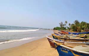 3-Day Goa Short Break With Taj Holiday Village