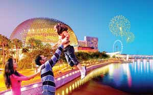 8-Day Cost Saver Malaysia Singapore With 2 Nights Dream Cruise
