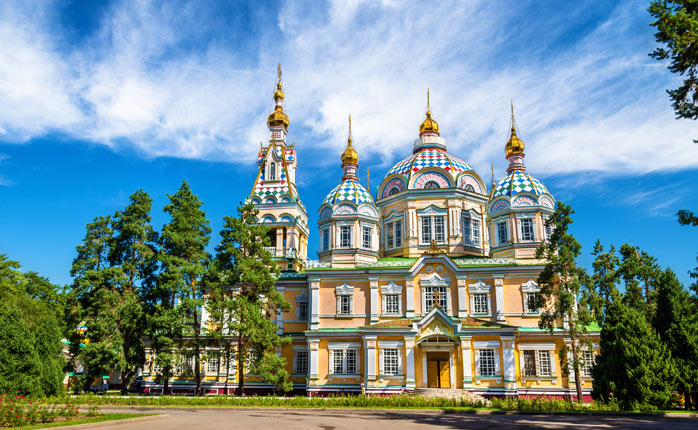 Highlights Of Russia With Almaty - Tour Package - SOTC Holidays