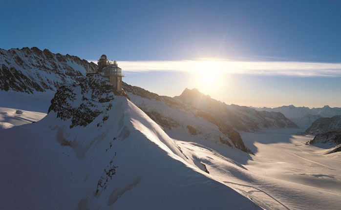 8-Day Austria & Swiss Panorama