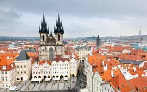 8-Day Summer Hostel Tour - Prague Vienna Budapest