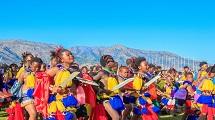 National festival of Bhutan